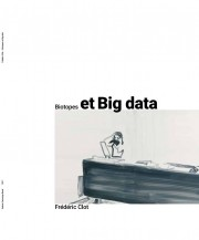 Biotopes et Big data, Frédéric Clot (2017)